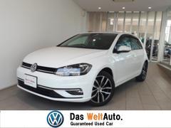 VW ゴルフハイラインテックエディション ユーザー下取り車 新車保証