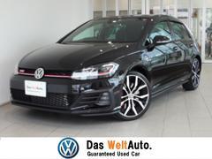 VW ゴルフGTIパフォーマンス 1オーナー 純正ナビ 液晶メーター 新車保証