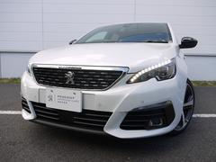 プジョー 308SW GT ブルーHDi 日本語対応モニター 新車保証継承