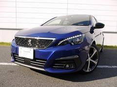 プジョー 308GT ブルーHDi 8AT車 日本語対応モニター