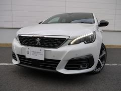 プジョー 308GT ブルーHDi 新車保証継承 バックアイカメラ 禁煙車