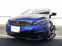 プジョー 308GTライン ブルーHDi 日本語対応モニター 新車保証継承