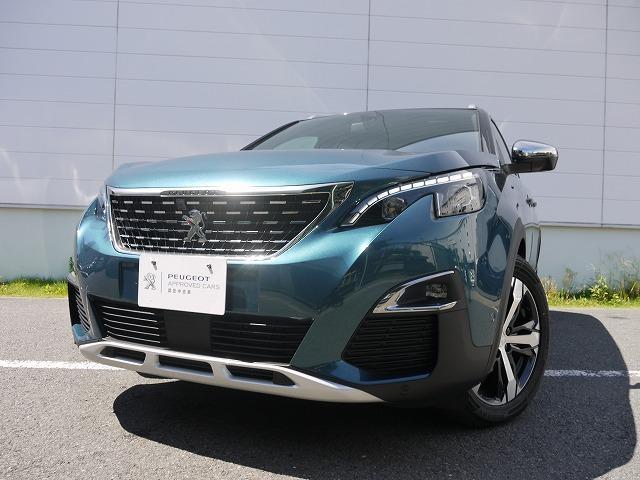 プジョー GT ブルーHDi ファーストクラスパッケージ レザーシート