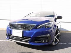 プジョー 308GT ブルーHDi アップルカープレイ アンドロイドオート