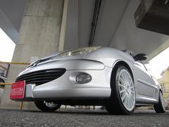 プジョー 206GT 限定車 左ハンドル 5速マニュアル