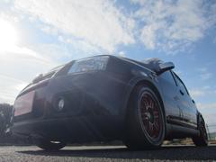 フィアット ニューパンダ100HP 本国仕様左H 当社コンプリートカー 1.7万km