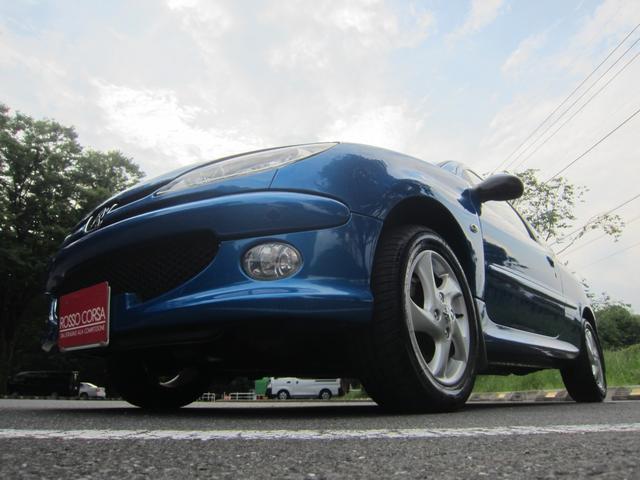 プジョー XS 1オーナー 記録簿15枚 取扱説明書 右ハンドル 4AT フル装備 純正15インチAW 5名乗車 開閉式リアクォーターガラス