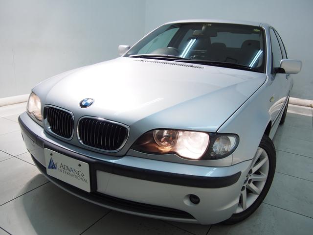 BMW 3シリーズ 320iハイライン黒革シートヒーター社外HDD...
