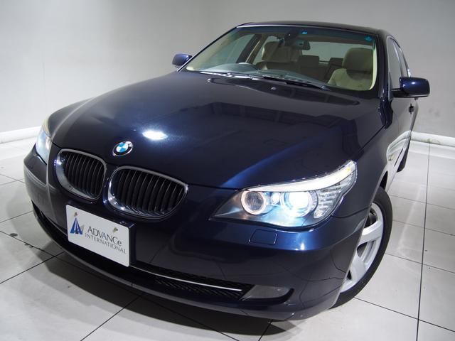 BMW 525ハイライン後期ダイレクトメニューiDrive17AW