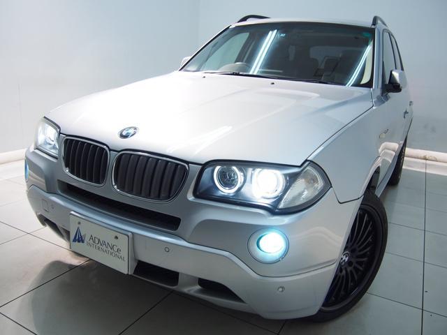 BMW 2.5si 黒革 パノラマSR 純正HDDナビ 外20AW