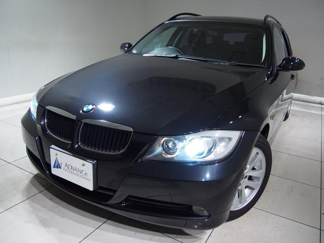 BMW 320iツーリングPUSHスタートHDDナビフルセグ16AW