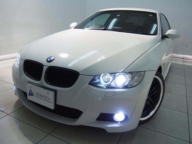 BMW 320i MスポーツスマートキーHDDナビ18AWローダウン