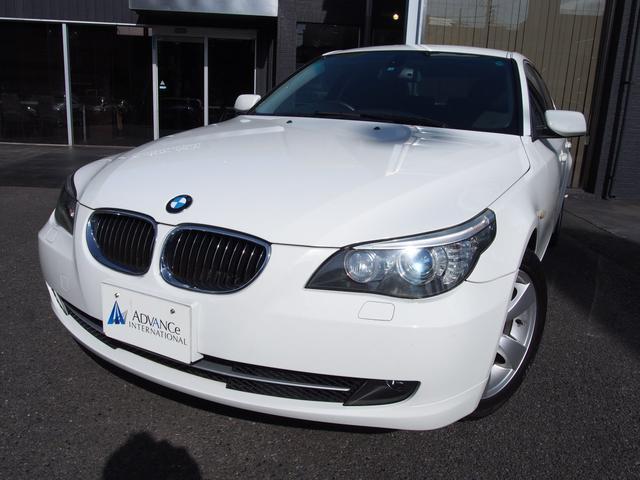 BMW 525iハイラインパッケージファイナルモデル純ナビ電子シフト