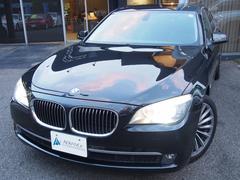 BMW740iコンフォートPKG黒革DTV純ナビAUTOトランク