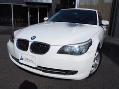 BMW525iハイラインパッケージファイナルモデル純ナビ電子シフト