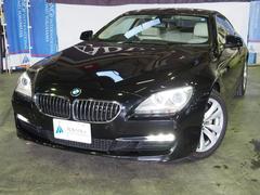 BMW640iクーペComfortPKGアイボリー革SR純18AW