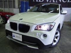 BMW X1sDrive 18iハイラインベージュ革パノラマSR17AW