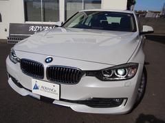 BMW320iラグジュアリーブラウン革インテリセーフティACC