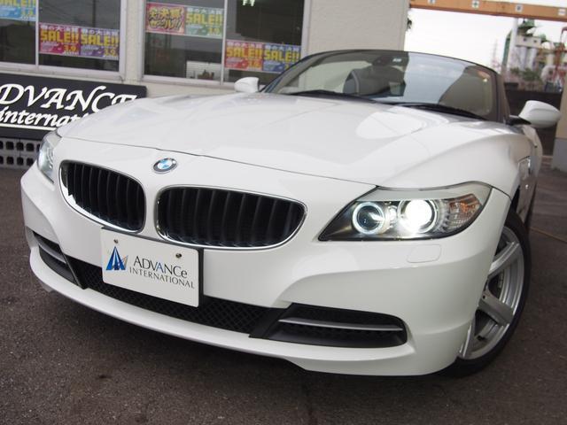 BMW sDrive23i ハイライン黒革電動メタルTOP17AW