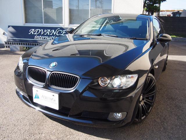 BMW 320i ハイラインパッケージ 黒革 Bカメラ 社外19AW