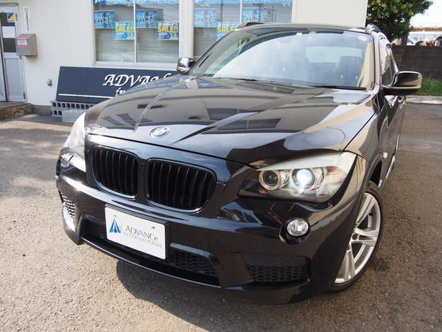 BMW xDrive 28i Mスポーツパッケージ黒革パノラマSR