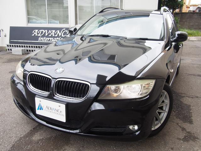 BMW 320iツーリングLCIモデルスタイルエッセンス社外ナビ