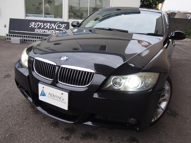 BMW 323i MスポーツパッケージガラスSR社外マフラードラレコ