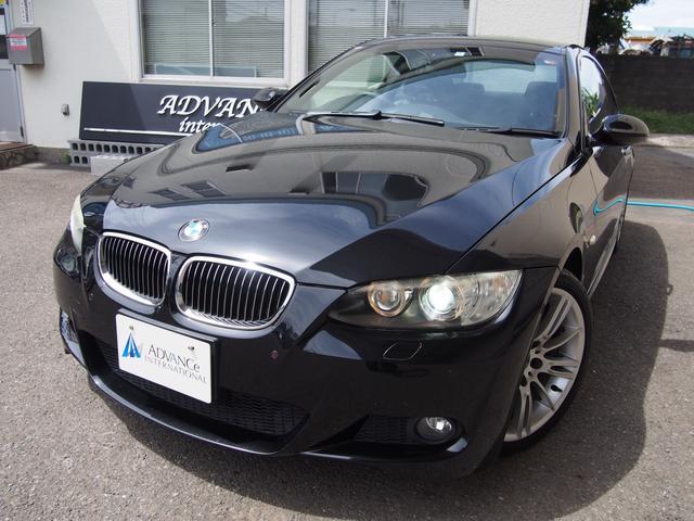 BMW 335i Mスポーツパッケージ中期7DCT黒革純ナビ地デジ