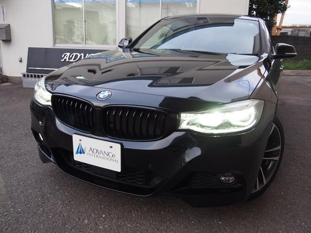 BMW 320iグランツーリスモMスポーツ後期ACC黒革LEDライト