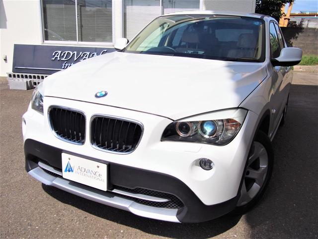 BMW sDrive 18i ハイラインパッケージベージュ革社外ナビ