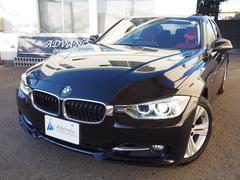 BMW320iスポーツ赤革地デジBカメラキセノンシートヒーター