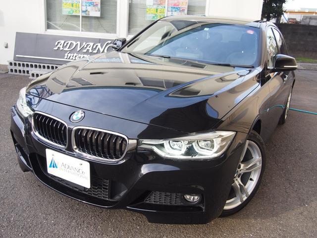 BMW 320dMスポーツ最終型LEDセーフティACC地デジ18AW
