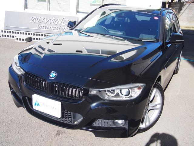 BMW 320dツーリングMスポーツインテリセーフ純ナビ地デジBカメ