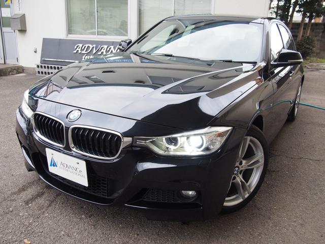 BMW 320d MスポーツDアシストプラスHDDナビBカメ18AW