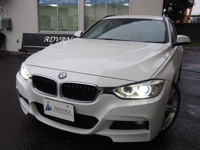 BMW 320dツーリングMスポーツDアシストプラス純ナビ18AW