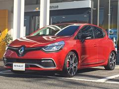 ルノー ルーテシアルノースポールトロフィー 新車保証継承 ワンオーナー 禁煙車