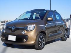 ルノー トゥインゴインテンス キャンバストップ 新車保証継承 ETC 禁煙車