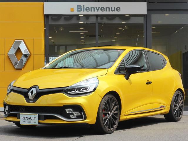 ルノー ルノースポール トロフィー 新車保証継承 自社デモ ETC