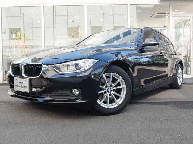 BMW 320d 2年保証付 純正HDDナビ