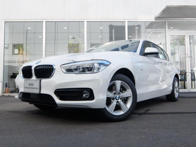 BMW 118d スポーツ 2年保証付 ACC コンフォートアクセス