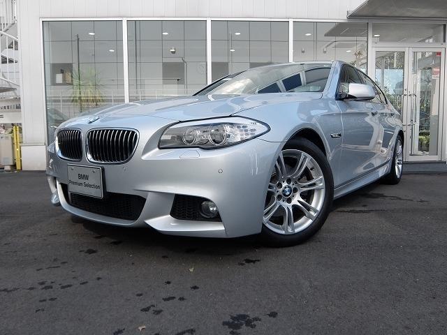 BMW 523dブルーパフォーマンスMスポーツパッケージ 2年保証付