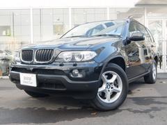 BMW X53.0i 半年保証付 サンルーフ 純正ナビ PDC