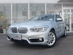 BMW118d スタイル 2年保証付 パーキングサポートPKG