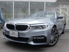 BMW530i Mスポーツ 2年保証 ブラックレザー ACC