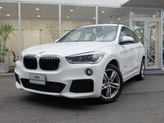 BMW X1sDrive 18i Mスポーツ 2年保証 ACC LED