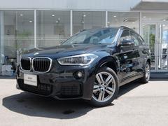 BMW X1sDrive 18i Mスポーツ 2年保証 ACC