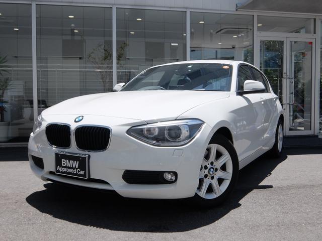 BMW 116i 1年保証 タイヤ4本新品 社外ナビ ETC