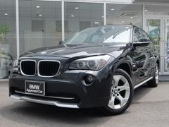 BMW X1sDrive 18i xライン 1年保証 黒革 ハイライン