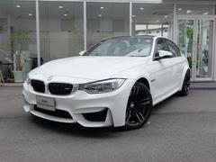 BMWM3 2年保証 BSI加入済 黒革 元弊社デモ車
