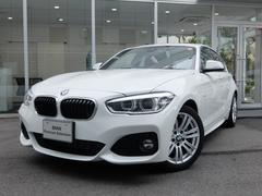 BMW118d Mスポーツ 2年保証付 コンフォートpkg Pサポ